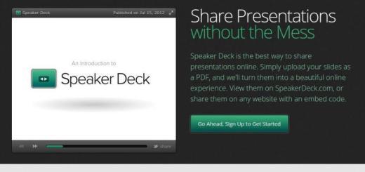 Speaker Deck: convierte tus PDF en presentaciones y compártelas