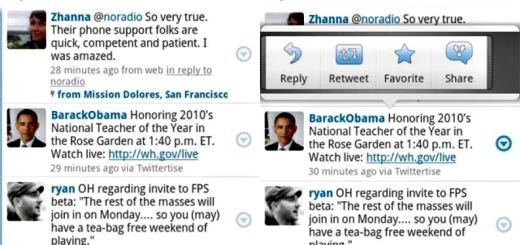 App móvil de Twitter espía las apps que tenemos instaladas