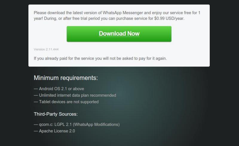 Nueva versión beta de WhatsApp permite eliminar doble check azul