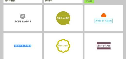 Withoomph: genera gratis los logos para tu empresa o sitio