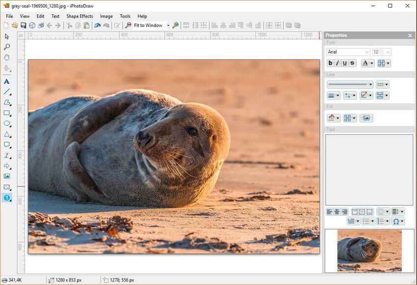 iPhotoDraw: añade textos y anotaciones a tus imágenes