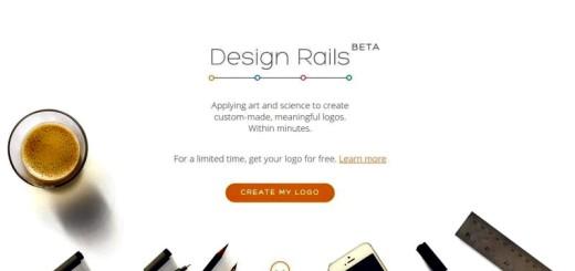 Design Rails: genera tu logotipo gratis y en 5 pasos