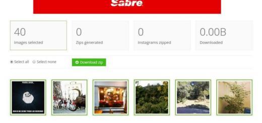 Downgram: descarga tus fotos de Instagram con un clic