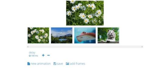 EasyGIF: crea fácilmente gifs animados en tu navegador