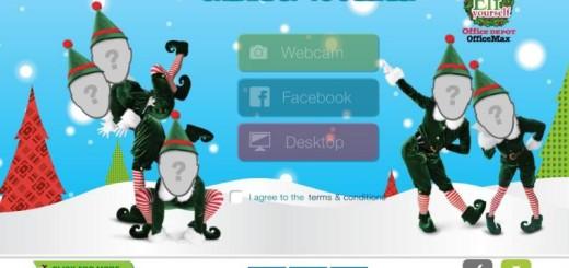 Elf Yourself: la forma más divertida de felicitar la Navidad