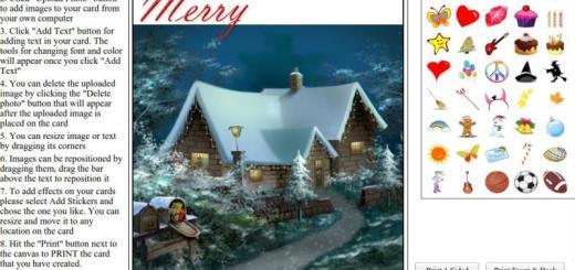 Free Printable Christmas Cards: personaliza Christmas, imprímelos y envialos