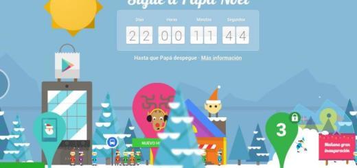 Google Santa Tracker: el sitio de Google para esperar la llegada de Papá Noel