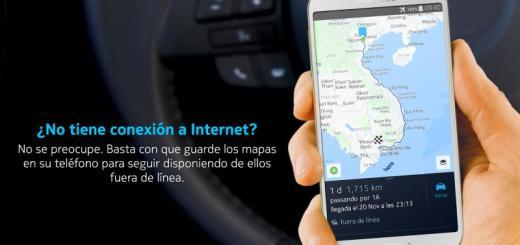 HERE Beta: los mapas de Nokia ya en Google Play