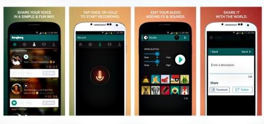 HeyHey: nueva red social móvil para mensajes de voz