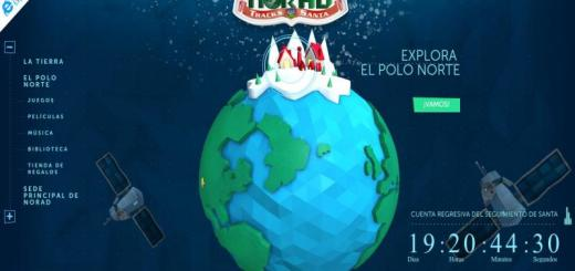 Norad Santa Tracker: Microsoft también invita a esperar a Papá Noel