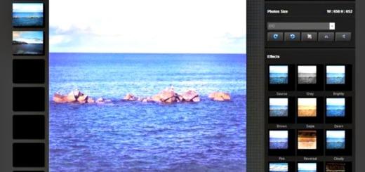 PiXditor: bellos efectos y filtros para tus fotos desde Chrome