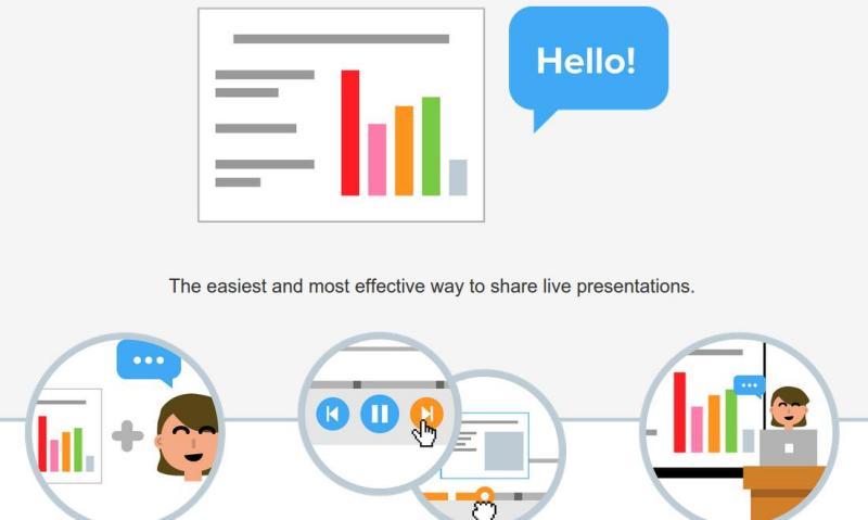 Presentious: crea gratis presentaciones con narraciones de voz