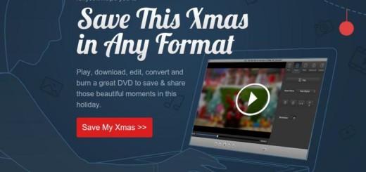 Productos de iSkysoft para edición de vídeo en promoción por Navidad