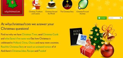 WhyChristmas: una web con todo lo que debes saber sobre la Navidad