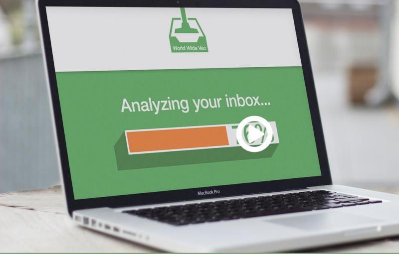 World Wide Vac: utilidad web que limpia de basura tu cuenta de Gmail