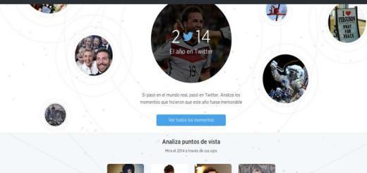 #YearInReview2014: lo más popular en Twitter durante 2014