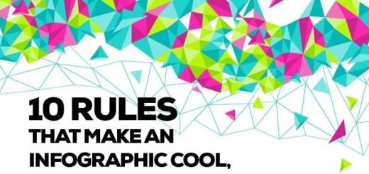 10 reglas para hacer mejores infografías y más virales