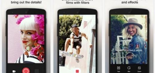 Camu: genial app para tomar y editar fotografías llegó a Android