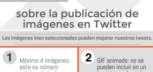 10 aspectos a tener en cuenta para publicar imágenes en Twitter (infografía)