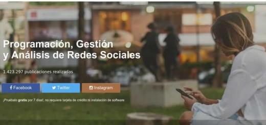 Octopusocial: gestión y análisis de redes sociales desde una sola plataforma