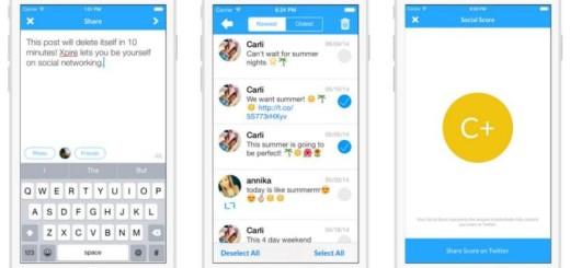 Xpire: app móvil para publicar contenidos con caducidad en las Redes Sociales