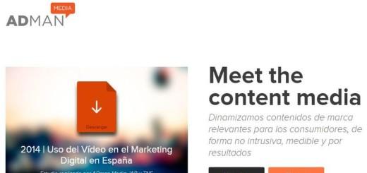 ADman Media: otra plataforma para monetizar tus contenidos