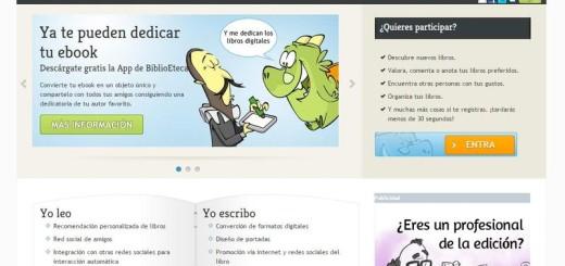 BiblioEteca: nueva red social para lectores y escritores