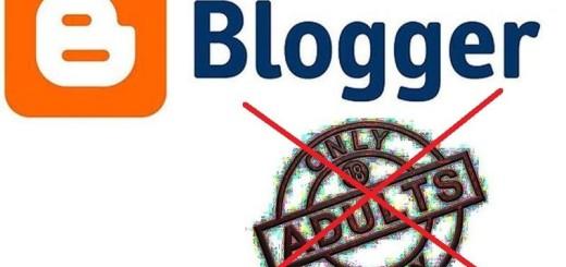 Los contenidos para adultos serán prohibidos en Blogger