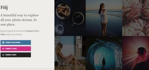 Följ: sigue tus redes sociales de fotografía desde el mismo lugar