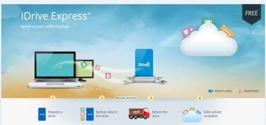 IDrive: almacenamiento seguro en la nube con 5 Gb de regalo