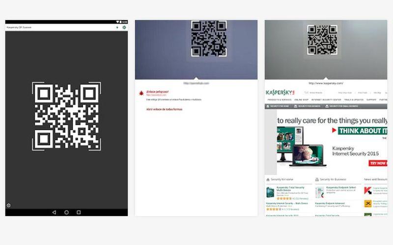 Kaspersky QR Scanner: el lector de códigos QR más seguro para Android e iOS