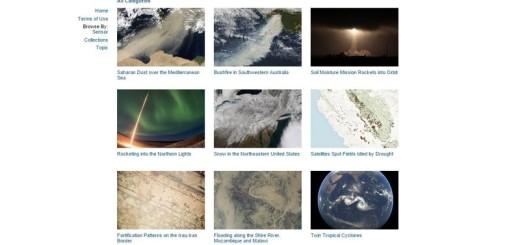 NASA Visible Earth