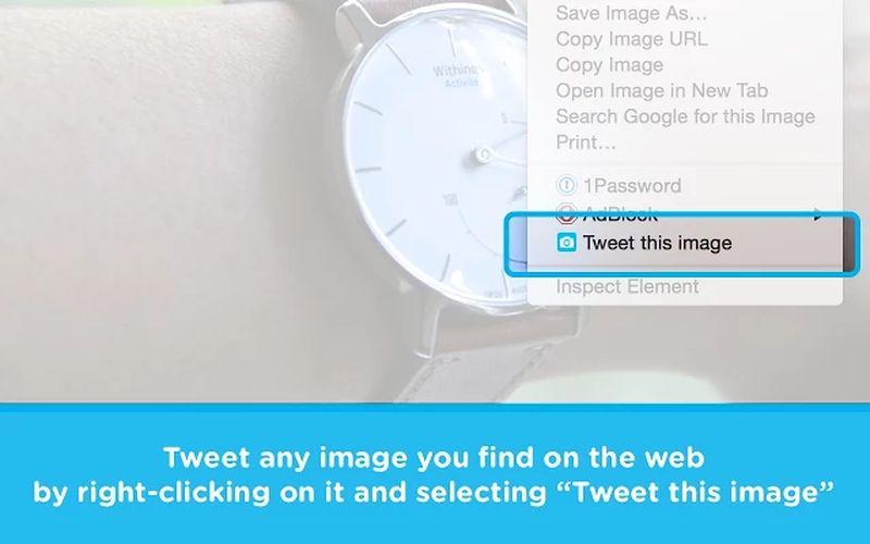 TwitShot: extensión Chrome para adjuntar fácilmente imágenes en los tweets