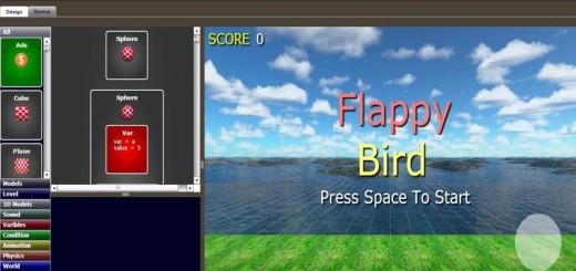 Cyberix3D: crea gratis y online juegos flash y para Android