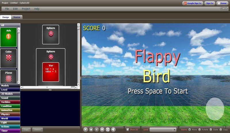 Cyberix3d Crea Gratis Y Online Juegos Flash Y Para Android
