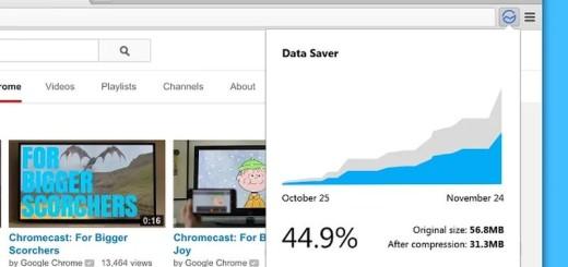 Google lanza una extensión para Chrome que ahorra ancho de banda