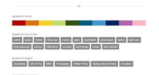 FindAPhoto: buscador de imágenes libres con potentes filtros