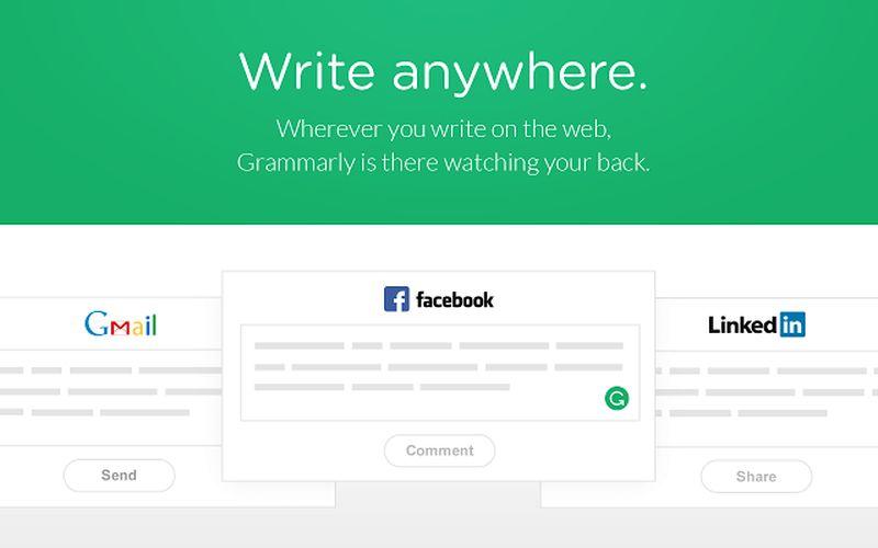 Gramarly: extensión Chrome que corrige tu gramática y ortografía en inglés