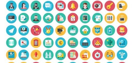 Kamelon: pack con 120 bellos iconos vectoriales gratuitos