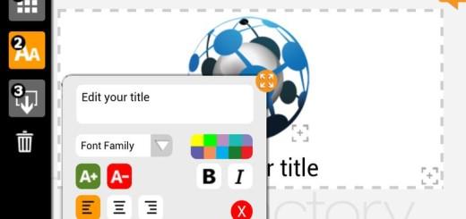 LogoFactoryApp: crea gratis todo tipo de logos en Android