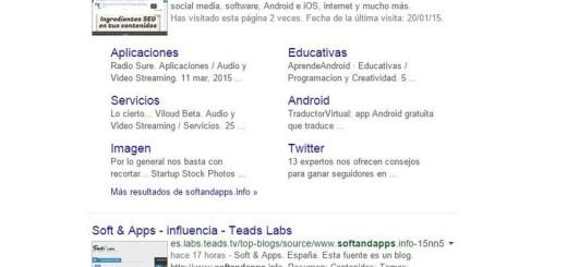 SearchPreview: habilita vistas en miniatura en los resultados de Google