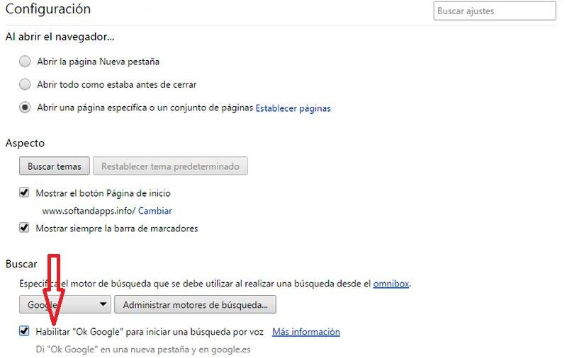 Google Now en español ya disponible en Chrome de Escritorio
