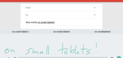 Handwriting Input: teclado virtual de Google para escribir a mano alzada en Android