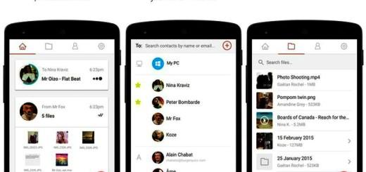 Infinit: servicio sin limitaciones para enviar archivos grandes ya en iOS y Android