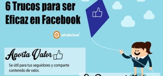 Trucos para ser mas eficaz en la red social Facebook