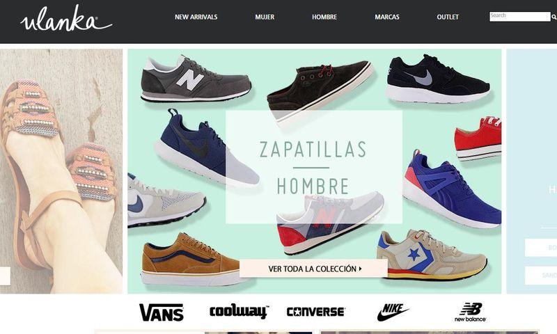7bf28cb0de Dos sitios de online shopping para comprar calzado