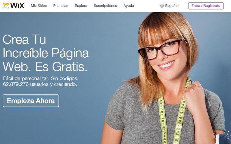 Wix en profundidad, la plataforma para crear sitios web gratis