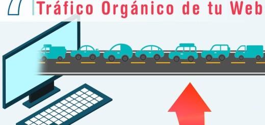 Las 7 claves para aumentar el tráfico orgánico de una web (infografía)