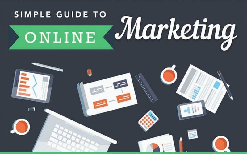 Una completa guía sobre Marketing Online (infografía)