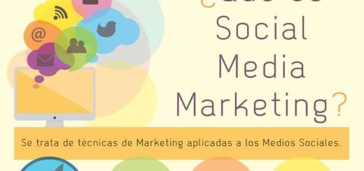 Aprende qué es Social Media Marketing y consejos relacionados (infografía)